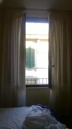 Hotel Savoia e Campana: Vista dalla camera