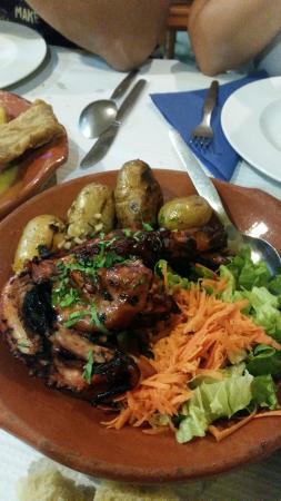 Restaurante Jose do Rego: Pulpo
