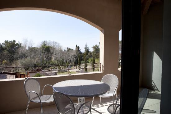 Bouches-du-Rhone, Fransa: Terrasse