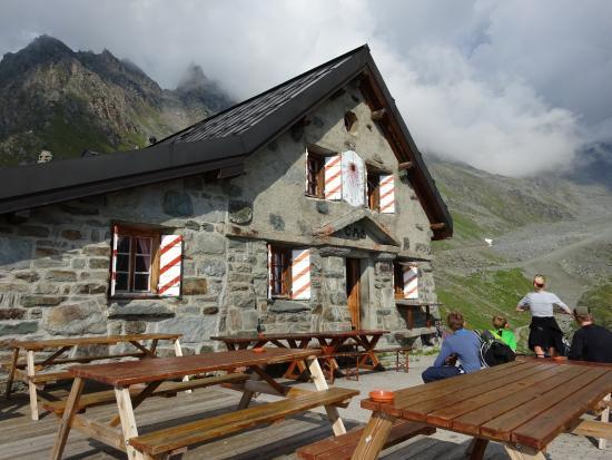 Photo of Cabane du Mont-Fort Verbier