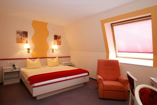Hotel Märkischer Hof: Komfort-Doppelzimmer