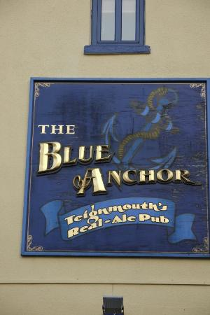 Teignmouth, UK: The Blue Anchor Inn