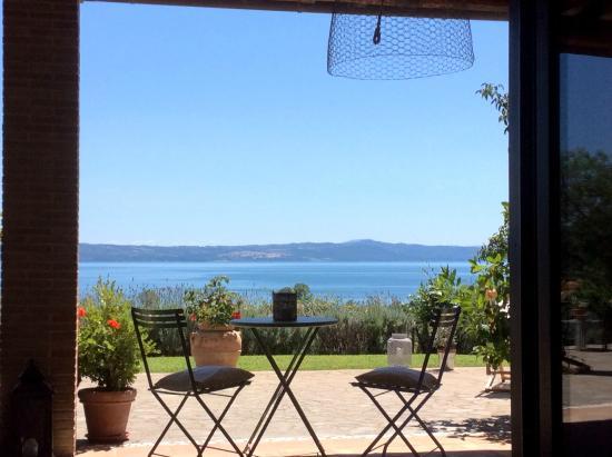 La Perazzeta Una finestra sul lago: Vista