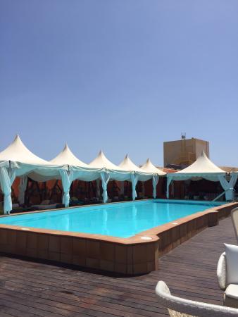 Gloria Palace San Agustín Thalasso & Hotel: Amazing rooftop pool!