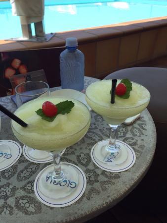 Gloria Palace San Agustín Thalasso & Hotel: Amazing cocktails!