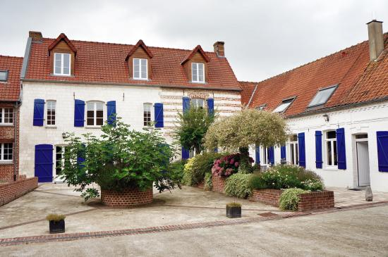 Delettes, France: The Farmhouse