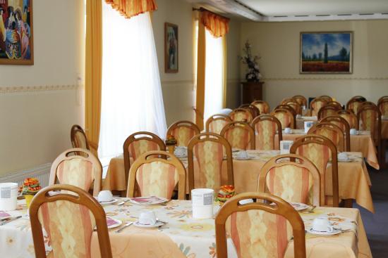 Hotel Märkischer Hof: Restaurant und Frühstücksraum