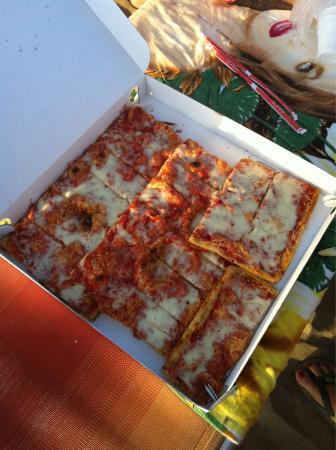 Pizzeria al taglio da Leo