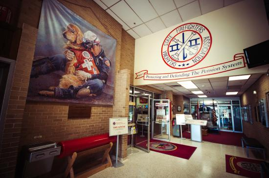 Oklahoma Firefighters Museum: Oklahoma State Firefighters Museum - © Danielle Bloxsom