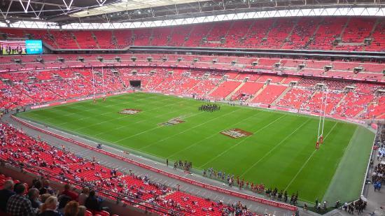 Tours Around Wembley Stadium