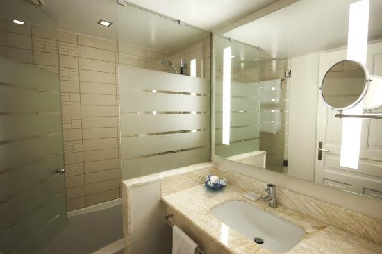 Robinson Club Daidalos: Bathroom Daidalos