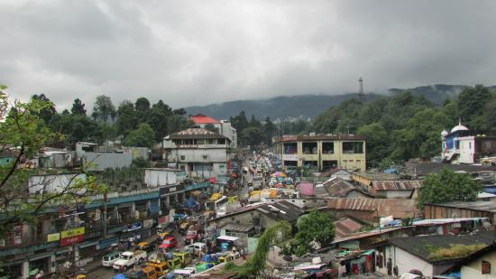 Hotel Barbareek : A view from the hotel