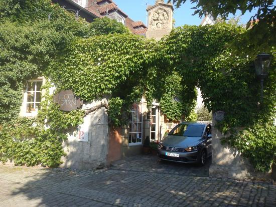 Hotel Weingut Meintzinger : Parkplatz
