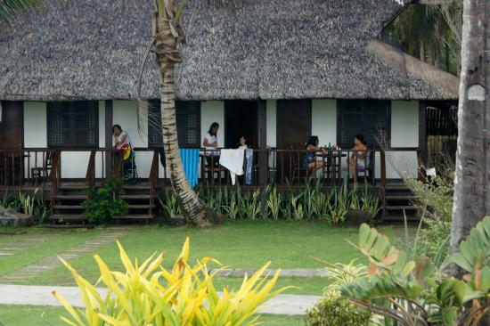 Kuting Reef: another type of cottage