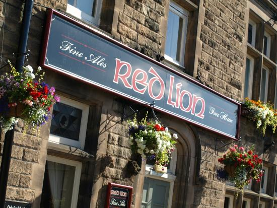 The Red Lion Matlock