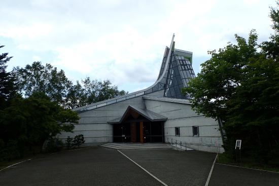 Nibutani Ainu Museum: 博物館外観