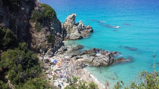 Casa Galez: spiaggia vicina
