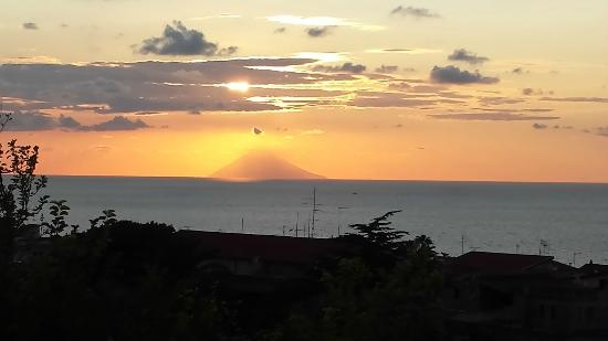 Casa Galez: tramonto