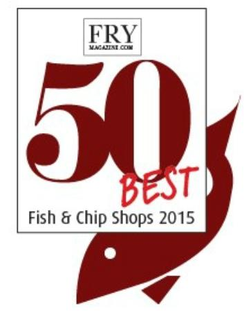 West Yorkshire, UK: We won the 50 Best Fish & Chip Shops in the UK Award