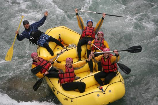 Chili Rafting: relax