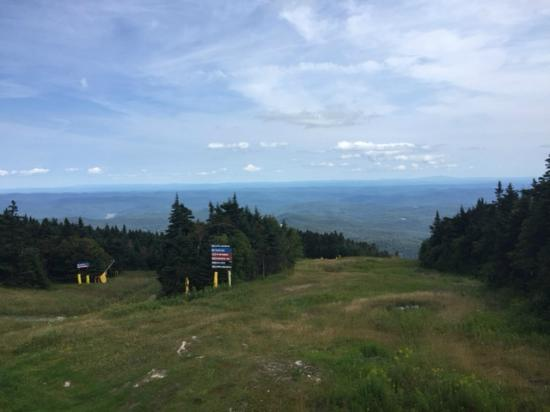 South Londonderry, Βερμόντ: Top of Stratton Mountain