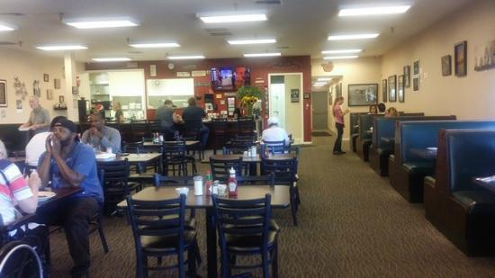 Breakfast at Valerie's: Inside Valeries