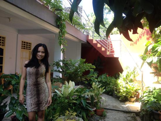Riana guest house_ a bedroom and    terrace ��