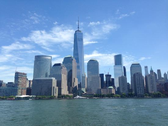 Manhattan Skyline: skyline