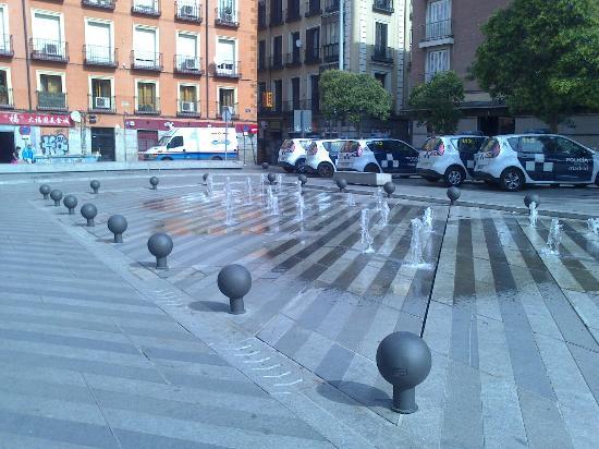 Plaza de Santa Maria Soledad
