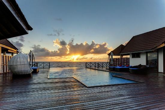 Robinson Club Maldives: outdoor view Maldives