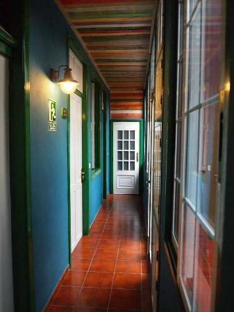 B&B La Laguna: Corridorio