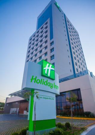 Fachada do Holiday Inn Natal