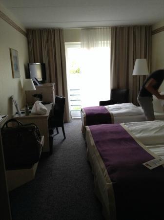 BEST WESTERN Hotel Helmstedt: Room