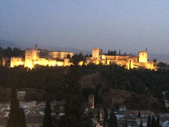 Window View - Restaurante Estrellas de San Nicolas Photo
