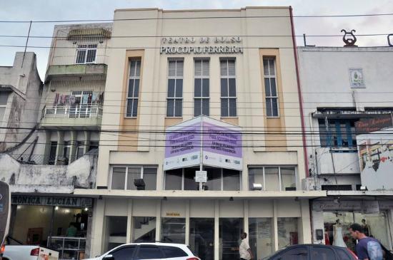 Bolso Procopio Ferreira Theater