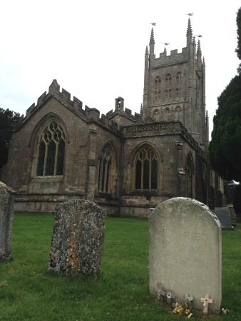 St Andrew's Church, Mells