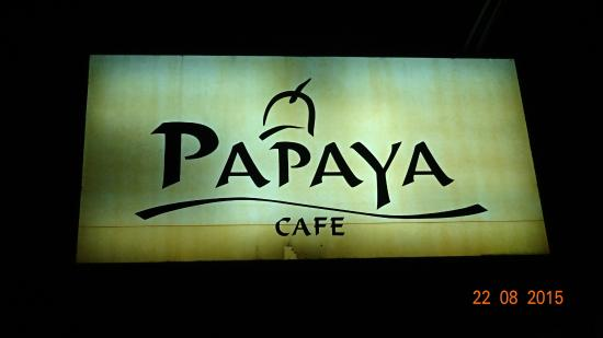 ‪Papaya Cafe and Restaurant‬