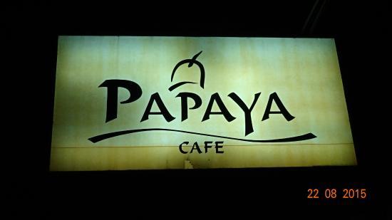 Papaya Cafe and Restaurant