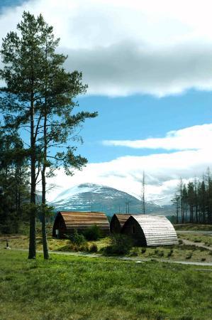 Badaguish Wigwam & Campsite