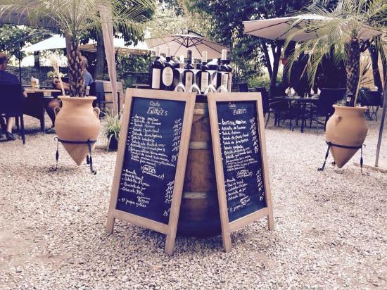 Le jardin photo de auberge de tourves tourves tripadvisor for Auberge le jardin