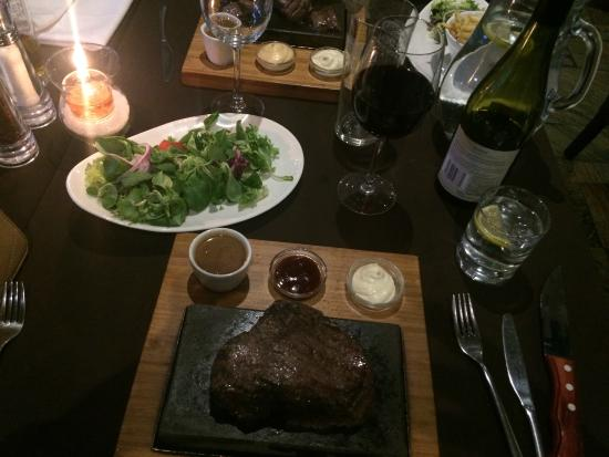 The Firepit: Delicious Steak - Menu - Picture Of The Firepit, Rawtenstall - TripAdvisor