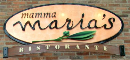 Mamma Maria's Ristorante: In the heart of Chatham ontario