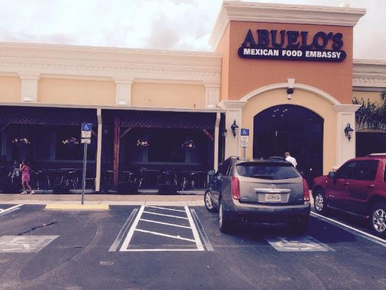 Abuelo's : Great food, great service. Can't wait to go back!