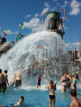 Tipton, Pensilvania: DelGrosso's Amusement Park