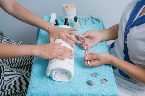 Divota Apartment Hotel: SPA manicure
