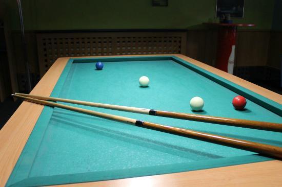 Sumperk, República Checa: billiard
