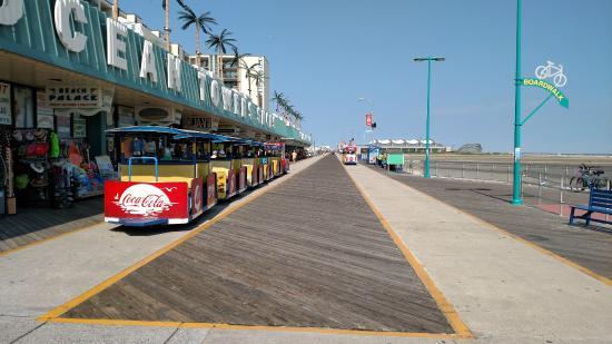 Wildwood Beach: Boardwalk
