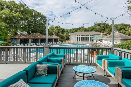 Sea Palms Resort & Conference Center: Pool