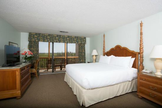 Sea Palms Resort & Conference Center: 1 bedroom King Suite