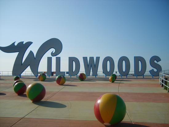 Wildwood Beach: Must see